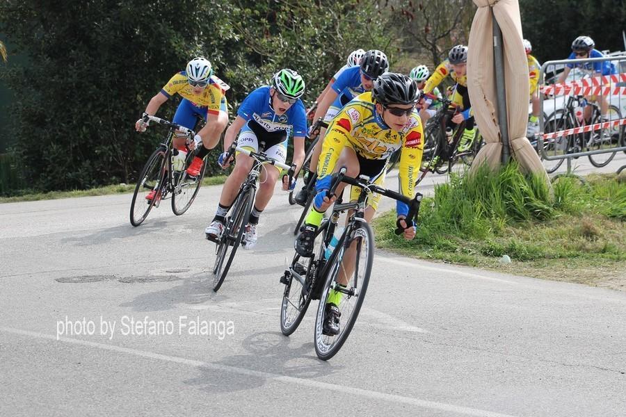 Foto ciclismo esordienti emilia romagna 95