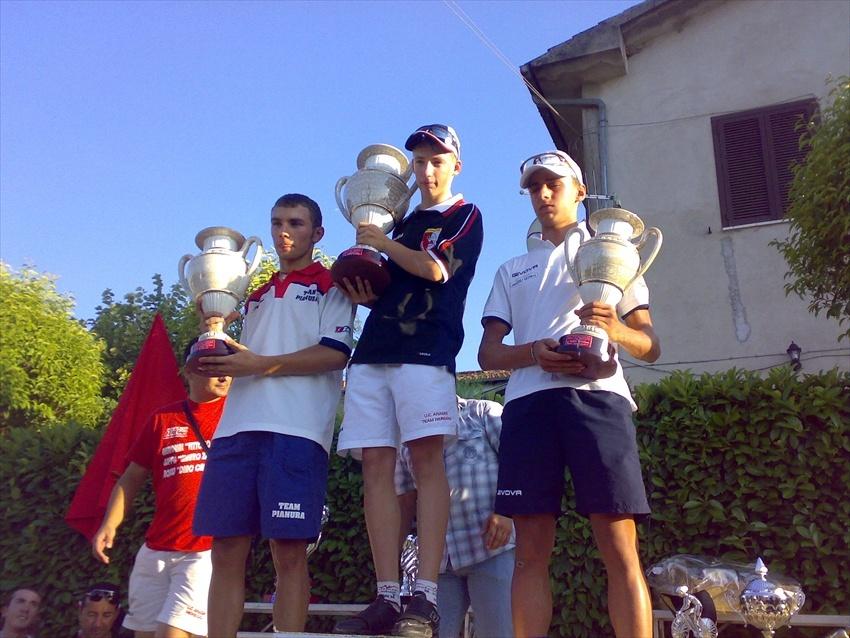Italia ciclismo net categoria allievi 2010 07 18 for Giannini arredamenti anagni