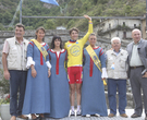 46 GIRO VALLE D'AOSTA CLASSIFICA FINALE - PONT SAINT MARTIN