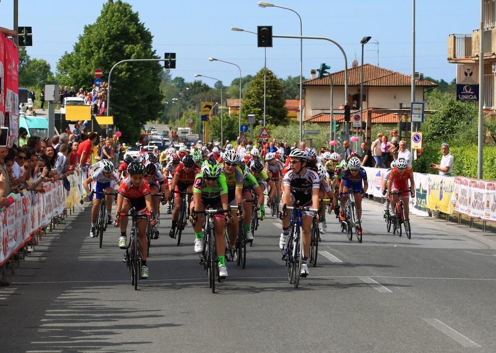 Foto ciclismo esordienti emilia romagna