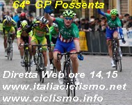 64. GP Possenta     - 24 Marzo-  Ceresara (MN)